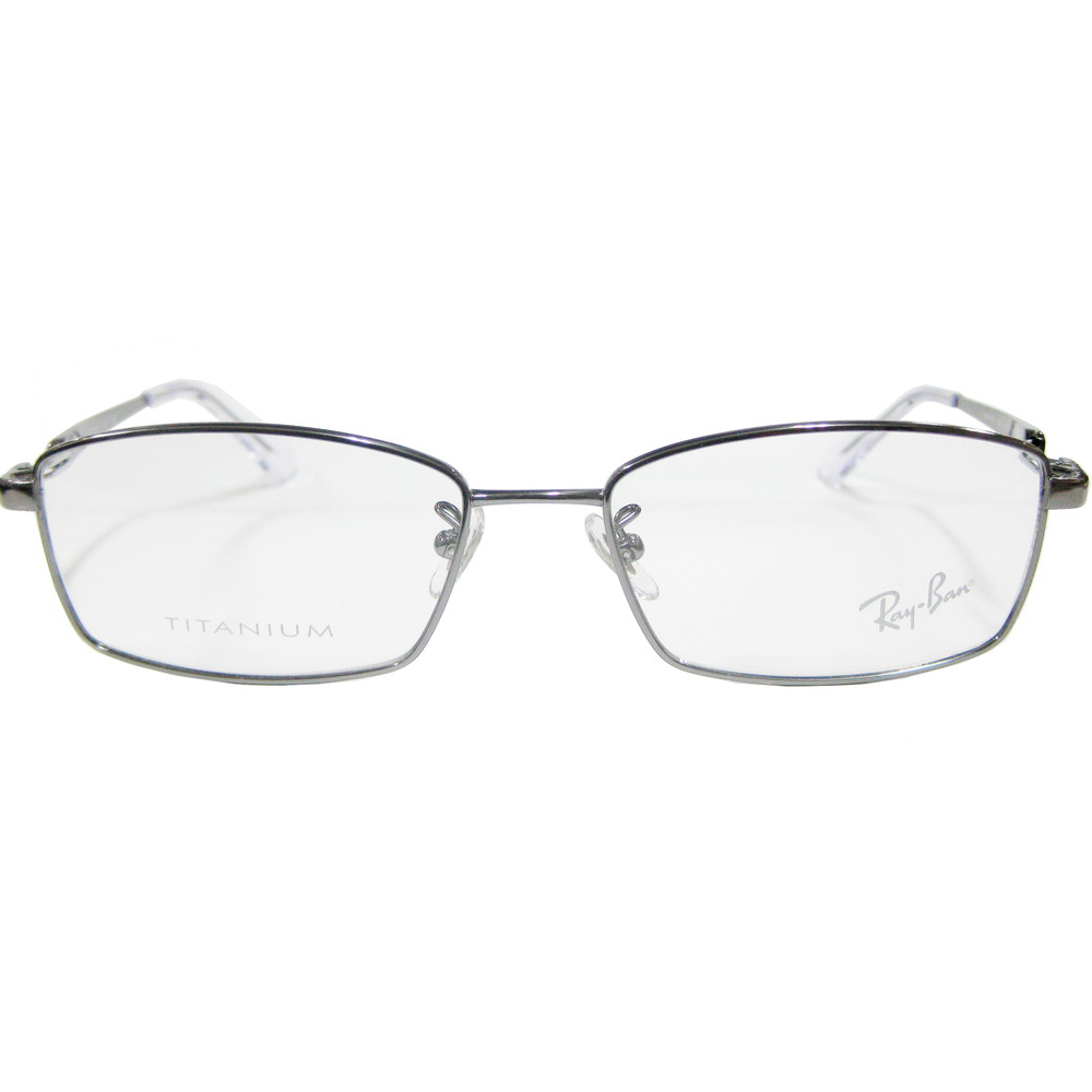 Armação RayBan RB8745D 1000 55-17 145   Ótica Líder - Óculos de Grau ... 7a1bad8410