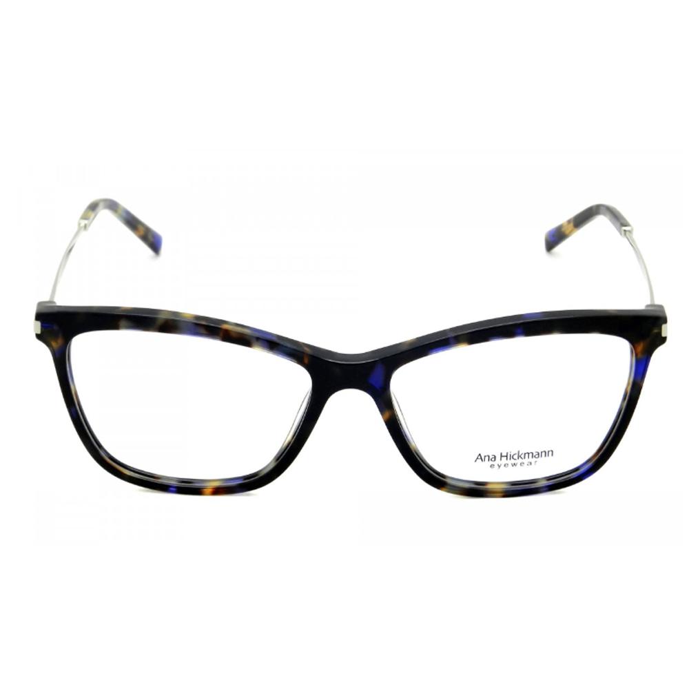 Armação Ana Hickmann AH6254 G22 55-16 145   Ótica Líder - Óculos de Grau e  Óculos de Sol - Produtos Originais e92284e731