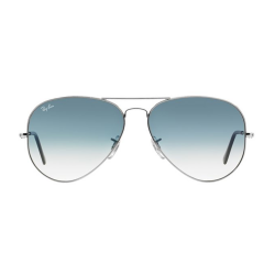 Óculos Solar Ray-Ban RB3025L Aviator Large Metal 003/3F 58-14 2N
