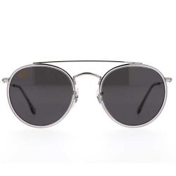 Óculos Solar Ray-Ban RB3647-NL 9211/B1 Redondo - Prata 51-22 145 3N