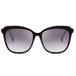 Óculos Solar BULGET BG9112I A01 Quadrado -  Preto 57-17 140