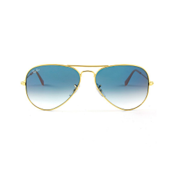 Óculos Solar Ray-Ban RB3025L AVIATOR LARGE METAL 001/3F  62-14 140  2N