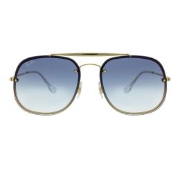 Óculos Solar Ray-Ban Blaze General RB3583-N 001/X0 58-16 145 2N