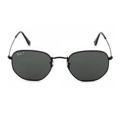 Óculos Solar Ray-Ban Hexagonal RB3548-NL 002/58 54-21 145 3P