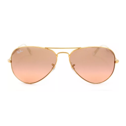Óculos Solar Ray-Ban RB3025L Aviator Large Metal 001/3E 55-14 2N