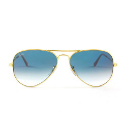 Óculos Solar Ray-Ban RB3025L Aviator Large Metal 001/3F 58-14  2N