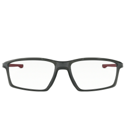 ARMAÇÃO OAKLEY CHAMBER OX8138-0355 55-16 133 POLISHED GREY SMOKE