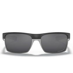 Óculos Solar OAKLEY TWOFACE 9189-38 Quadrado - Preto 60-16 137 Polarizado
