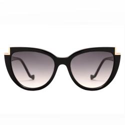 Óculos Solar EVOKE FOR YOU D257 A01 Preto Gatinho