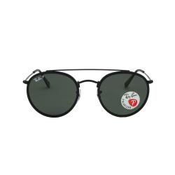 Óculos Solar Ray-Ban RB3647-N 002/58 Redondo - Preto 51-22 145 3P