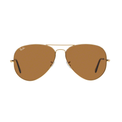 Óculos Solar Ray-Ban RB3025L Aviator Large Metal 001/33 58-14 135 3N