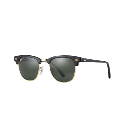 Óculos Solar Ray-Ban RB3016 CLUBMASTER 901/58 51-21 145 3P