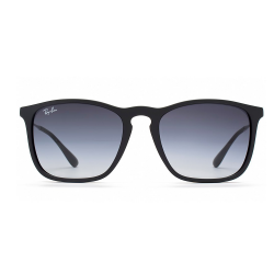 ÓCULOS SOLAR RAY-BAN RB4187L CHRIS 622/8G 54-18 3N