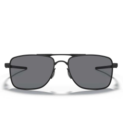 Óculos Solar OAKLEY GAUGE 8 4124-0162 Quadrado -  Preto 62-17 136
