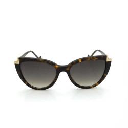 Óculos Solar EVOKE For You DS57 G21 Gatinho - Marrom 54 - 17.5 145