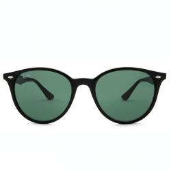 Óculos Solar Ray-Ban RB4305 601/71  Redondo - Preto 53-19 145 3N